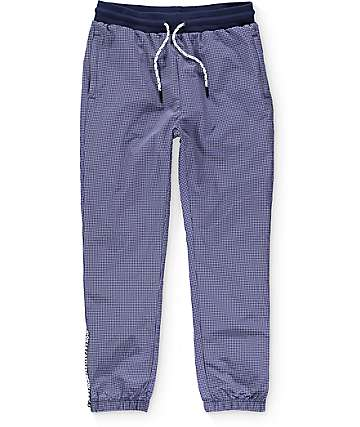 Crooks & Castles Bombay Navy Pants