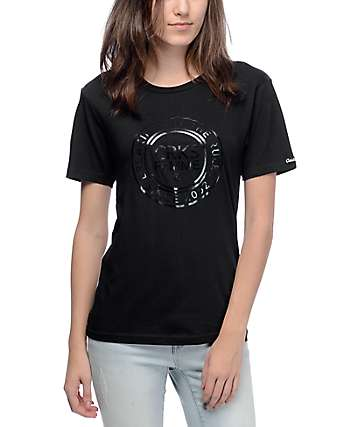 Crooks & Castles Crest Black T-Shirt