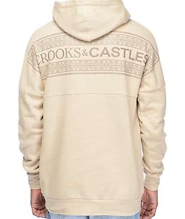 Crooks & Castles Nomad Dolman Khaki Hoodie