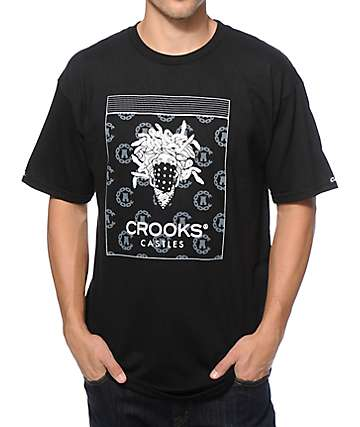 Crooks and Castles Bandito Dime T-Shirt