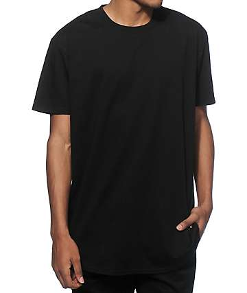 Crooks and Castles C&C Scallop Long T-Shirt