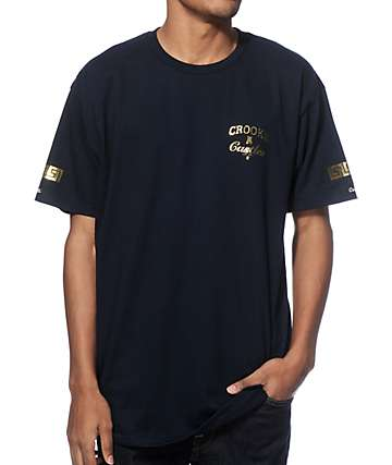 Crooks and Castles C&C T-Shirt
