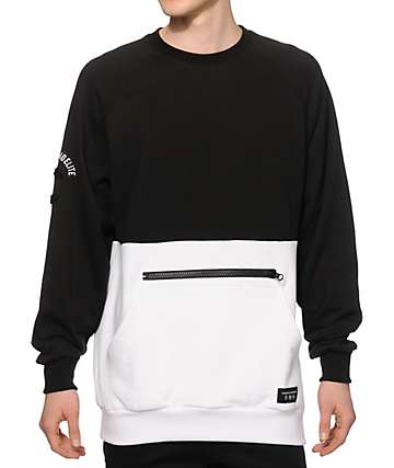 Crooks and Castles Capital Crew Neck Sweatshirt