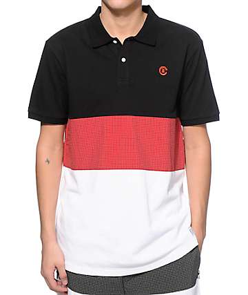Crooks and Castles Carnegie Polo Shirt