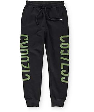 Crooks and Castles Elit3 Sweatpants
