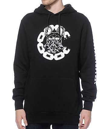 Crooks and Castles French Davis Hoodie