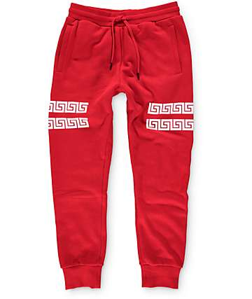Crooks and Castles Greco Sweatpants