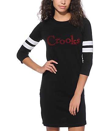 Crooks and Castles Heritage Rugby Dress
