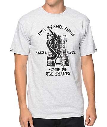 Crooks and Castles Los Scandalous T-Shirt