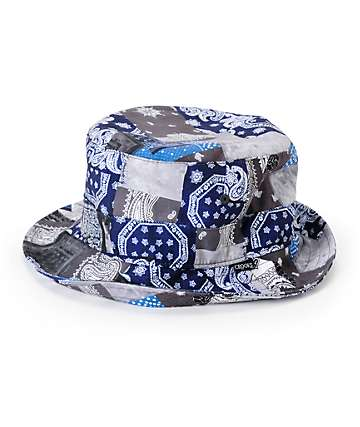 Crooks and Castles Luxe Bandit Bucket Hat