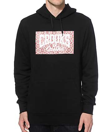 Crooks and Castles Native Manner Core Logo Hoodie