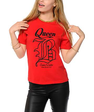 Crooks and Castles Queen B T-Shirt