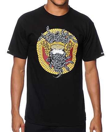 Crooks and Castles Villa Medusa T-Shirt