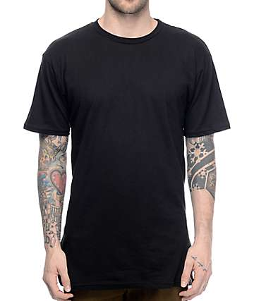 Cross Colours CXC Black T-Shirt