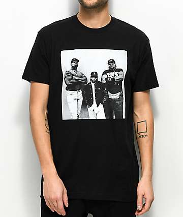 Cross Colours Eazy-E Amigos Black T-Shirt