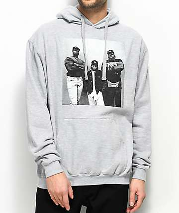 Cross Colours Eazy-E Amigos Grey Hoodie