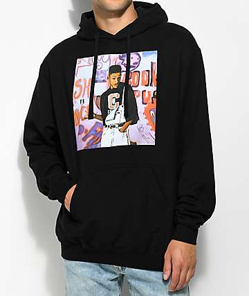Cross Colours Fresh Legends Black Hoodie