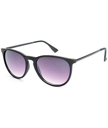 Cruiser Black Sunglasses