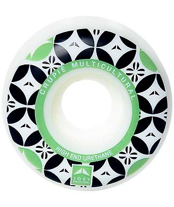 Crupie Brezinski 51mm 101a Skateboard Wheels