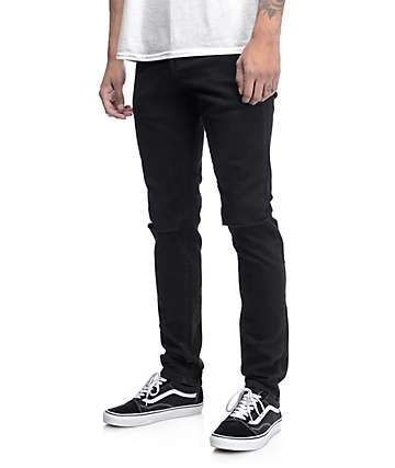 Crysp Daily jeans negros