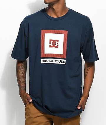 DC Attitude camiseta azul