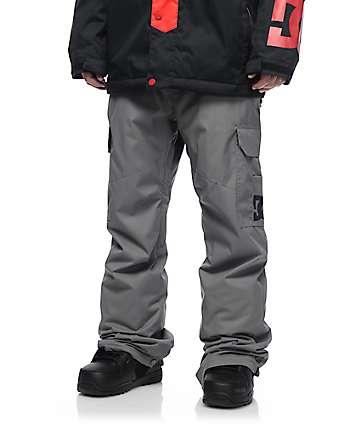 DC Banshee Pewter Snowboard Pants
