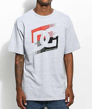DC Cascade camiseta gris