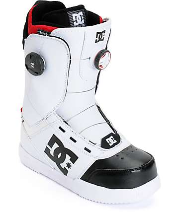 DC Control Boa Snowboard Boots