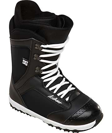 DC Karma Womens Black Snowboard Boot
