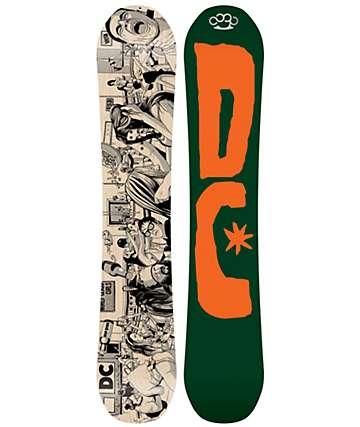 DC Mega 153cm Snowboard