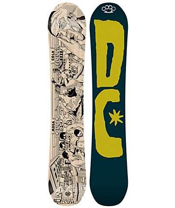 DC Mega 156cm Snowboard