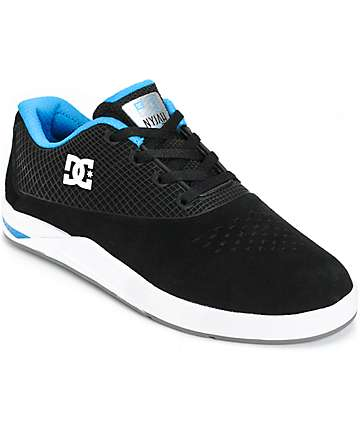 DC Nyjah Huston N2 Skate Shoes