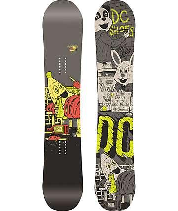 DC Ply 150cm tabla de snowboard
