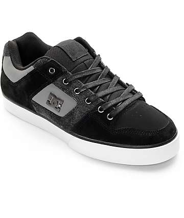 DC Pure SE zapatos de skate en negro