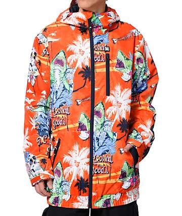DC Ripley Tropical 10K Snowboard Jacket