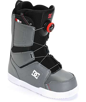 DC Scout Boa botas de snowboard
