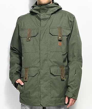 DC Servo Beetle 15K Snowboard Jacket