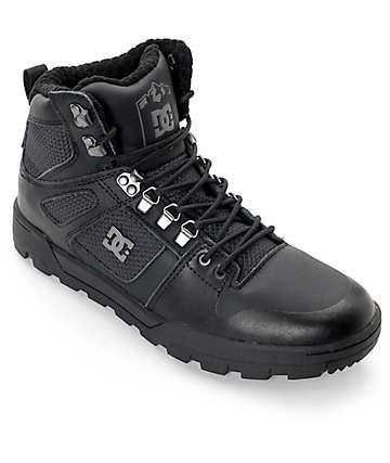 DC Spartan High WR botines color negro