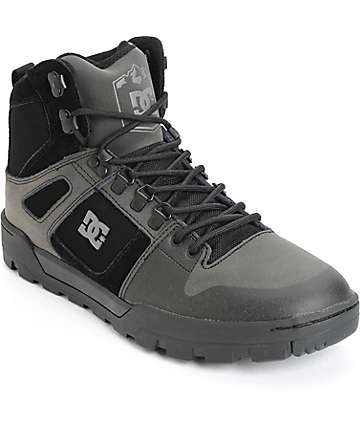 DC Spartan High Water-Resistant Boots