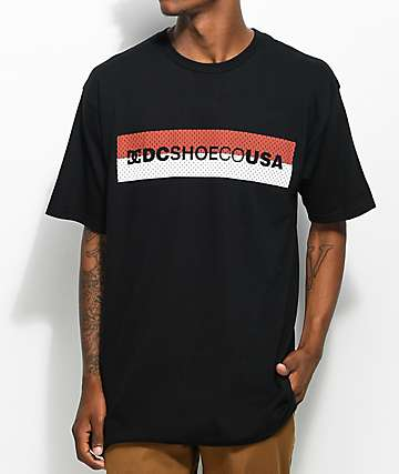 DC Transition Black T-Shirt