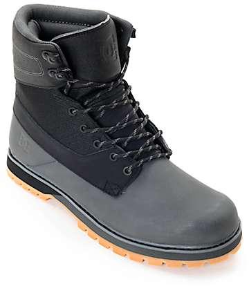 DC Uncas Black, Battleship & Gum Boots