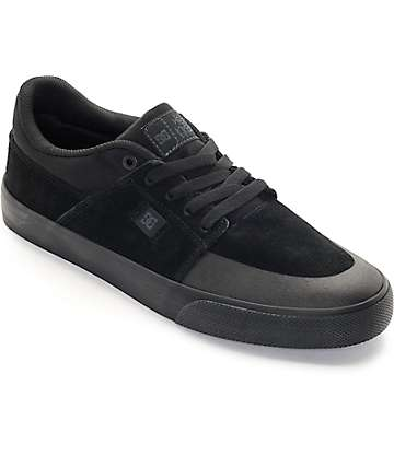 DC Wes Kremer S SE Black Skate Shoes