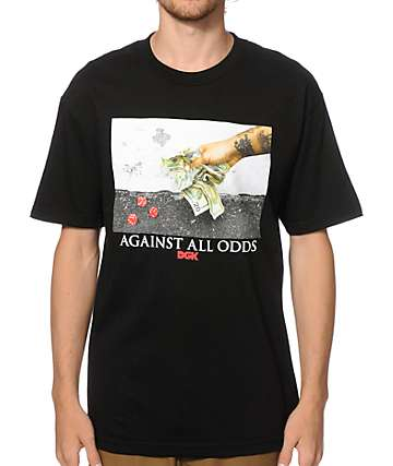 DGK Against All Odds T-Shirt
