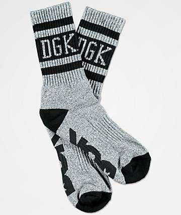 DGK Avenue calcetines grises