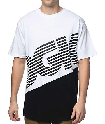 DGK Balanced Black Knit T-Shirt