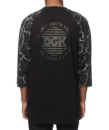 DGK Blacktop Baseball Pocket T-Shirt