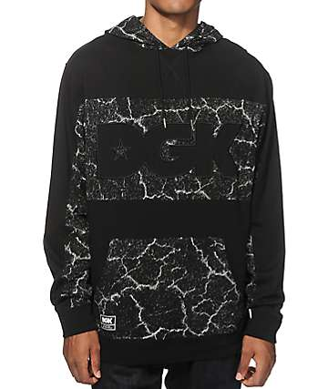 DGK Blacktop Hooded Shirt