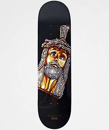 "DGK Blessed 8.1"" Skateboard Deck"