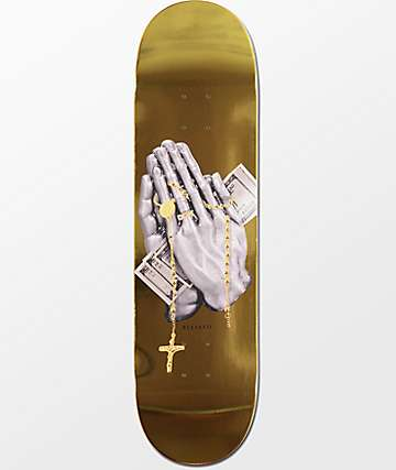"DGK Blessed Gold Foil 8.0"" tabla de skate"