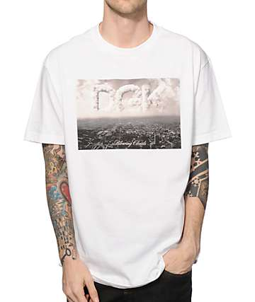 DGK Blowing Clouds T-Shirt